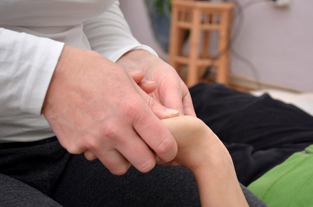 Shiatsu Massage Praxis